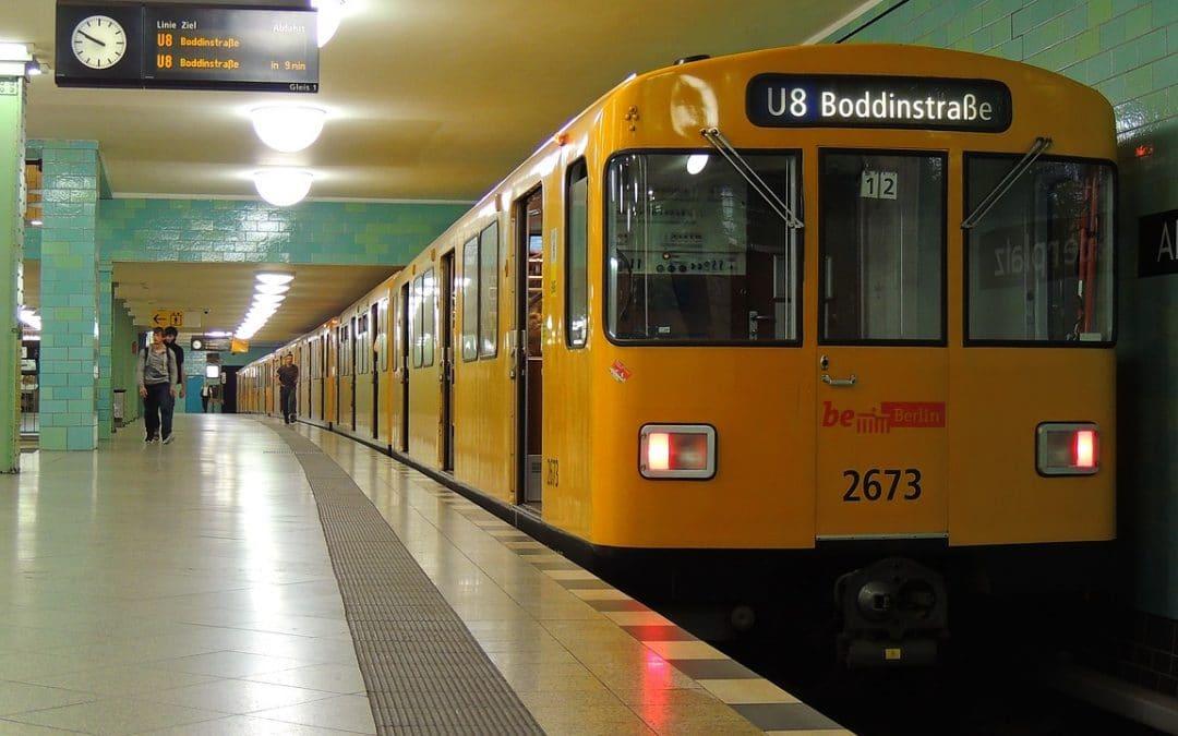 U8 bis ins Märkische Viertel